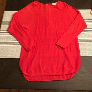 MICHAEL Michael Kors Coral tunic sweater